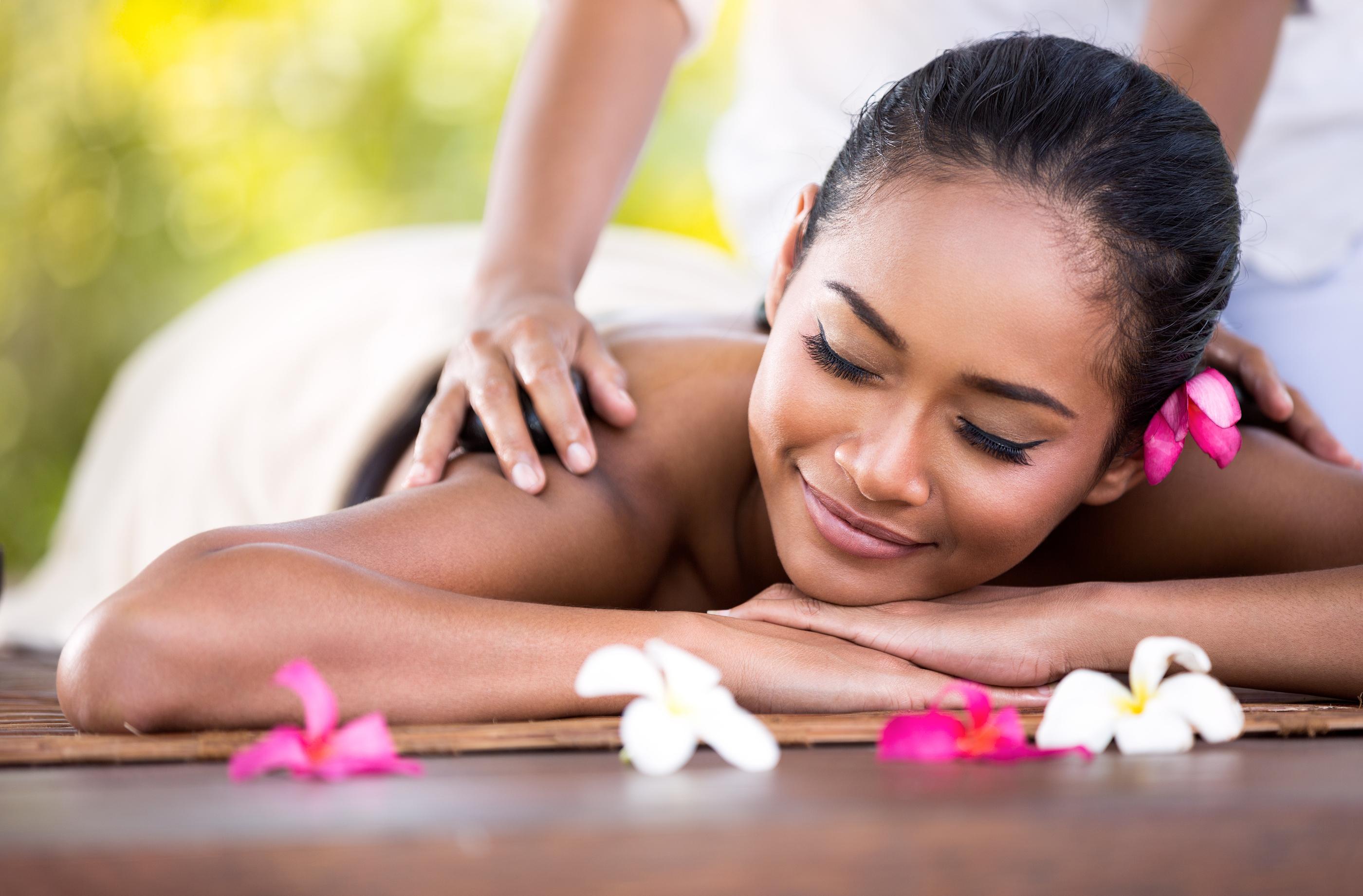 Barong Massagen